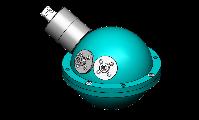 IEC60825-2人眼安全积分球
