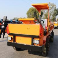 濟寧礦車廠家暢銷BJ8六輪礦用四不像車運輸能力強