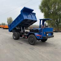 山東礦用運輸車BJ-10運輸礦石用工程車適應性廣