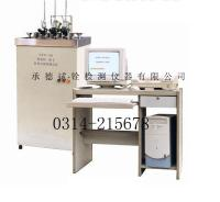 弯曲负载负荷变形温度维卡软化点热变形检测仪