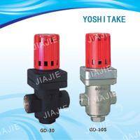 日本Yoshitake直接作用式蒸汽減壓閥GD-30