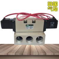 韓國DANHI丹海VF7220二位五通電磁換向閥