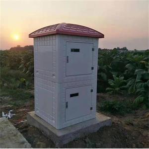河南農田灌溉玻璃鋼井堡,型號參觀