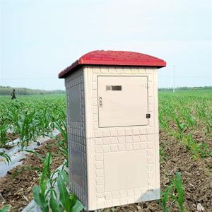 模压化SMC高强度玻璃钢机井房,灌溉农业
