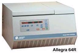 Allegra 64R高速冷冻台式离心机