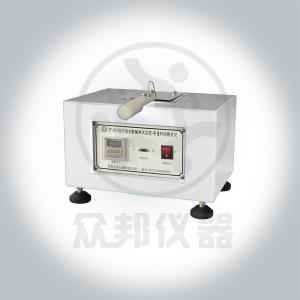 青岛众邦ZF-631穿透时间测试仪 防酸渗透测试仪
