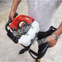 新款手持式取样背包钻机 轻便式勘探背包钻机