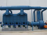 锅炉除尘器设计安装泊头锐驰朗专业生产