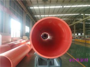 合縱新材6寸超高分子聚乙烯管道