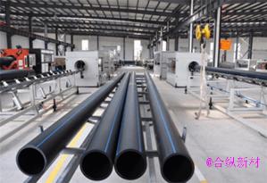 黑色超高管 超高分子量聚乙烯UHMW-PE管  大口径卫生型超高管