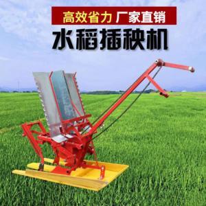 手动手扶水稻插秧器 小型插秧机 手摇人工插秧机