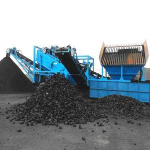 山西移動式煤炭破碎機