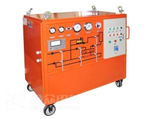 SF6气体回收装置回收SF6气体的方法