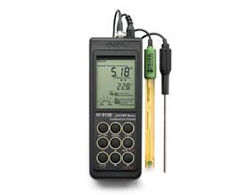 HI9126便携式酸度pH-氧化还原ORP-温度测定仪