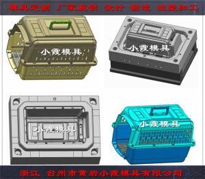 ABS塑膠寵物玩具模具注塑大號攜帶寵物籠模具