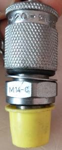 SMK20-30S-VK-GS-C6F 型号SMK适配螺纹M16x2测试20