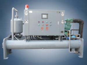 华锐海菱模块化冷水机组
