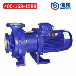 IMC系列襯氟磁力驅動泵
