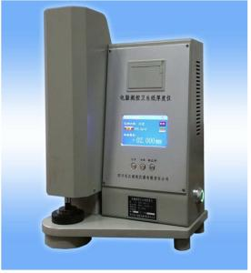 供應DCP-HDY12電腦測控衛生紙厚度儀