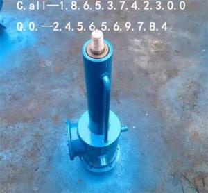 整體直式電液推桿 DYTZ型電動液壓推桿化工廠煤礦用