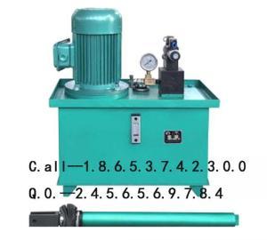 向上金品分體式液壓推桿 DYTF型電液推桿