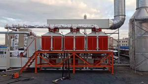 催化燃烧设备在环保行业中的应用