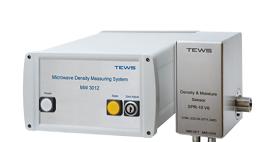 高速在线微波水分测量仪MW 3012