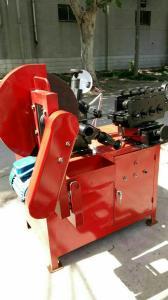 天津不锈钢管制管机生产线