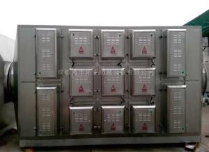 工业油烟净化器-等离子净化设备
