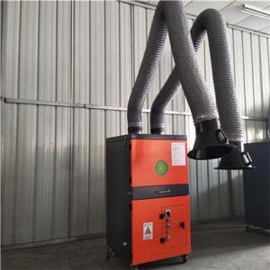 吉林市 焊烟废气净化 移动焊接烟尘除尘器 优质服务