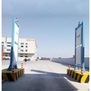 上海仁机ergodi大型通道式车辆辐射监测系统RJ11-2100