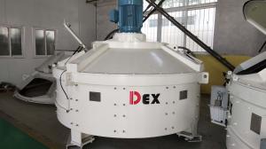 高速搅拌机立轴行星运行模式诠释2020年新型混凝土搅拌设备