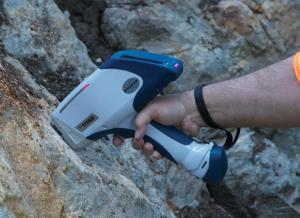 手持矿石光谱仪