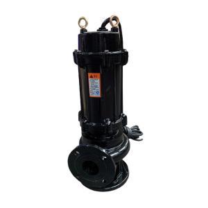 WQ/QW无堵塞潜水排污泵