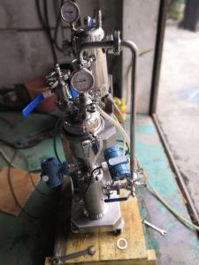 玻尿酸真空乳化机,带压力的玻尿酸真空乳化机