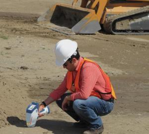 便携XRF荧光土壤养分分析仪