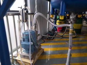 润滑油增粘剂干胶高速分散机