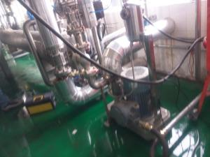 黄原胶发酵液和酒精在线混合机