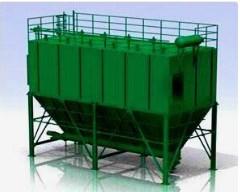 MC-440袋除尘器 锅炉窑炉环保降尘 质保售后