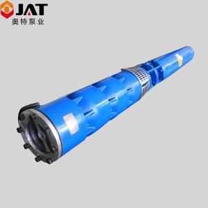 QJR型热水潜水泵 耐高温温泉酒店设备