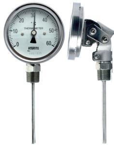 测量温度使用一体化温度变送器在华泰仪表厂