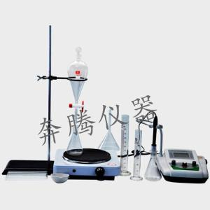 水溶性酸碱测定仪BT-259