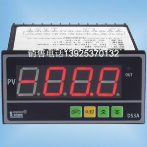 位移传感器显示表