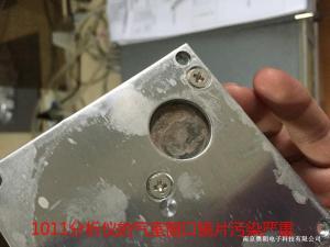 中绿ZL1011分析仪维修
