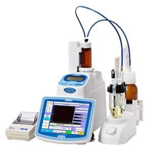 卡爾費休容量法水分測定儀MKV-710S