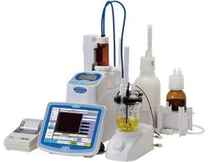 卡爾費休混合法水分儀MKH-710M