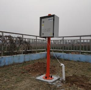 負氧離子監測站