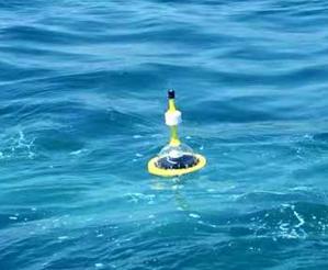 海洋氣象漂流浮標儀