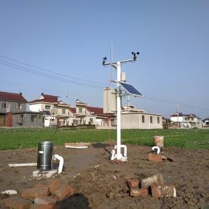 六參數自動氣象站
