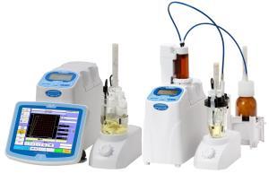 四通道庫侖法卡氏水分測定儀MKC-710M